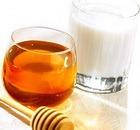 Молочно-медовый коктейль