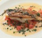 Рыба в ореховом соусе
