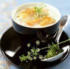 Суп молочный из картофеля с тыквой