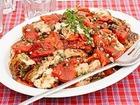 """Куриный салат """"По-итальянски"""""""