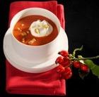 Суп-пюре из свежих ягод