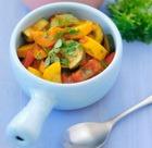 Тушеная овощная смесь