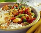 Овощная смесь с рисом