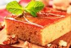 Медовый пирог с имбирем