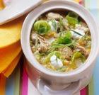 Суп из брюссельской капусты с мясом