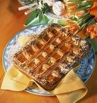 Пирог пасхальный с начинкой
