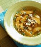 Суп из сушеных плодов шиповника