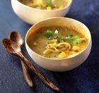 Рисовый суп с морковью