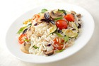 Горячий салат из риса Индика GOLD с овощами