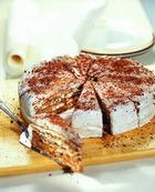 Итальянский ореховый торт