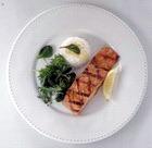 Маринованные стейки из лосося