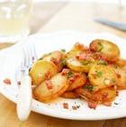 Картофель жаренный с овощами