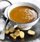 Холодный хлебный суп