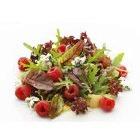Фруктовый салат с сыром рокфор