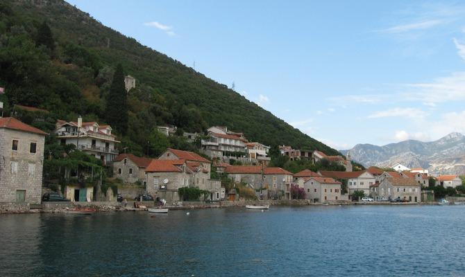 Черногория: в стране гор и цветущего граната