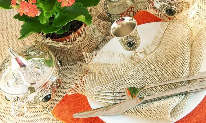 Особенности сервировки стола: как не попасть впросак?