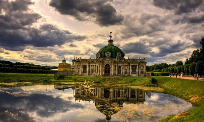 Аномальные парки Москвы