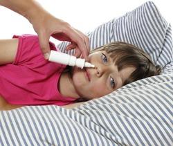 Спреи для носа могут содержать опасные для эмбриона вещества