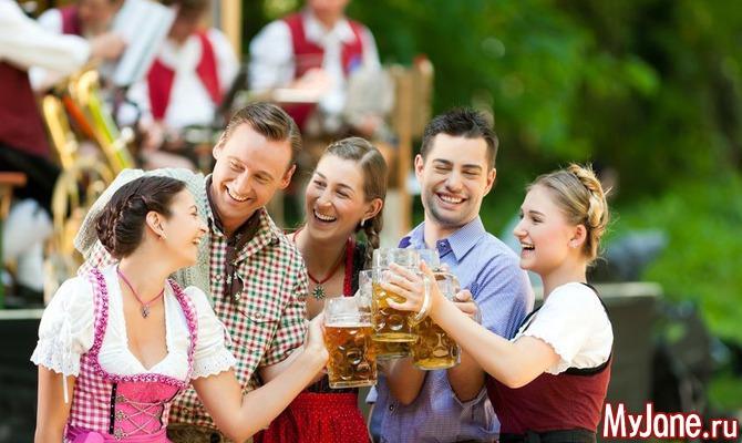 Германия: мужчины, женщины, семья