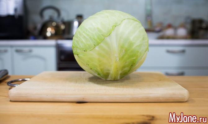 Весенние витамины. Блюда из капусты