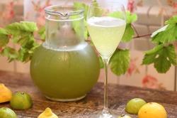 """Освежающий домашний лимонад """"Тархун"""""""