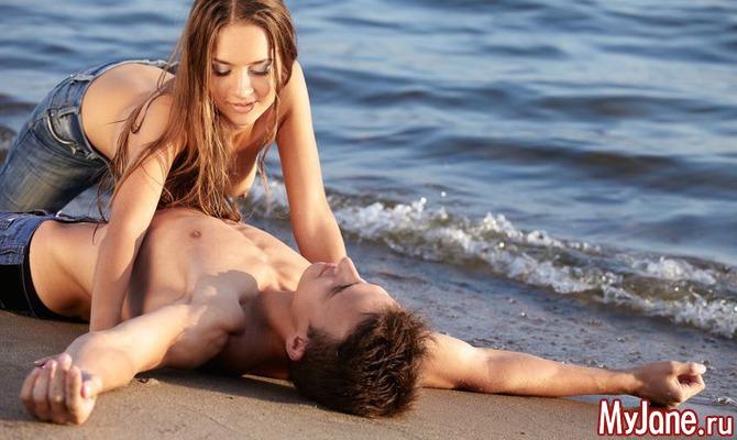 Секс на природе. Советы мужчины