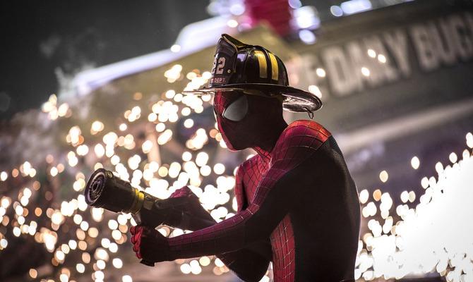 """""""Новый Человек-паук: высокое напряжение"""""""