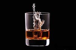 В Японии создали  3D-кубики льда для охлаждения напитков