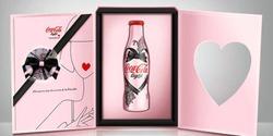 Французские дизайнеры одели Coca-Cola Light