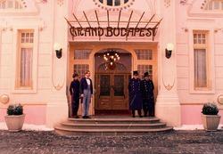 """Отель """"Гранд Будапешт"""" (The Grand Budapest Hotel)"""