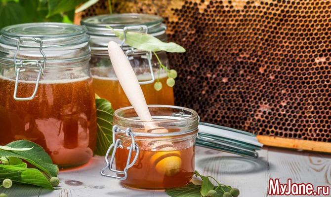 Мёд - полезное лакомство