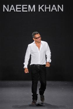 Восточный дизайнер Naeem Khan