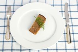 Один день голодания в месяц важен для здоровья