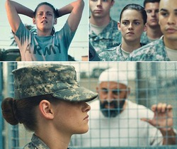 Кристен Стюарт снялась в роли солдата Коул