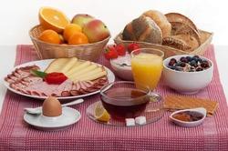 А что у вас на завтрак?