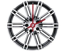 Porsche произвёл настенные часы