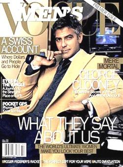 Снимки со свадьбы Джорджа Клуни украсят Vogue