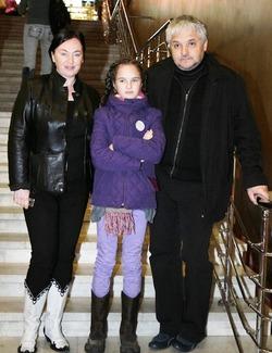 Дочь Ларисы Гузеевой больна анорексией?