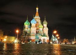 Россия – популярная страна для посещения туристами