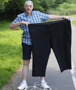 Мужчина сбросил 120 кг благодаря одному слову жены