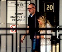 Вера Брежнева ждёт ребёнка от Константина Меладзе?