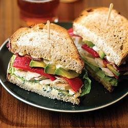 Самый лучший бутерброд!