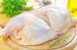 Мыть кур опасно для здоровья