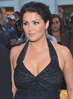 Анна Нетребко – лучшая певица года