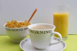 Завтрак не поможет похудеть