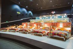 ИКЕА открыла кинозал с мягкими кроватями