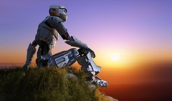 Скоро начнётся битва между людьми и роботами?