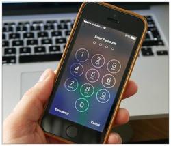 Стоит ли у вас пароль на телефоне?