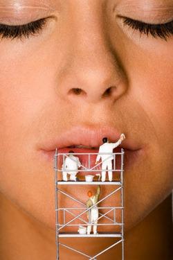 Пилинг для губ в домашних условиях