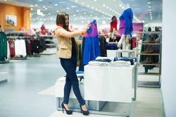 В России закрываются модные магазины